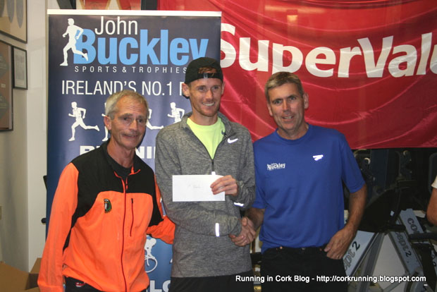 47ab13ba6 A large crowd of 554 runners turned out for this years John Buckley Sports  10 Miler road race, up 8.6% on the 510 of 2016.